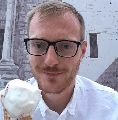 Jonny Sim reveals the top ice cream trends for summer 2019