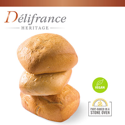 Pain rustic roll (00848)